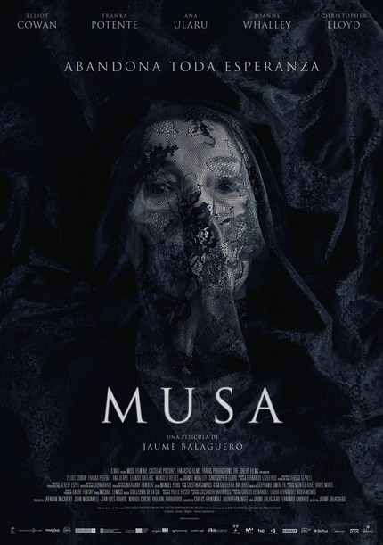 MUSE Trailer: Premonitions Haunt Jaume Balagueró's Latest