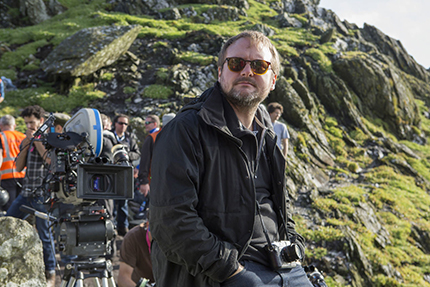 STAR WARS: Rian Johnson to Develop New Trilogy And News on Live Action Series