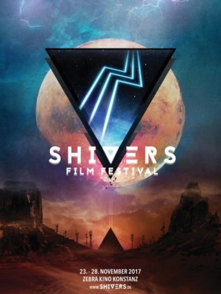 The German SHIVERS Film Festival's Line-up Will Set Hearts Aflutter...