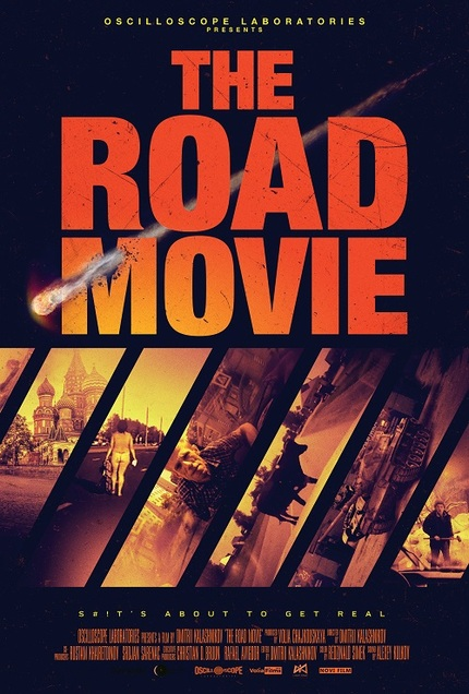 THE ROAD MOVIE: Watch The Bonkers Trailer For Russian Dashboard Cam Doc