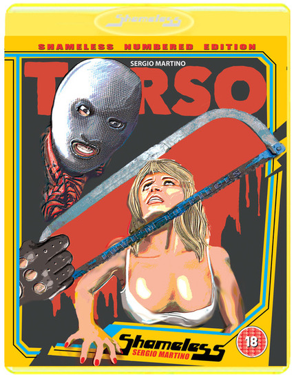 Now on Blu-ray: Sergio Martino's TORSO Looks Great From Shameless Films