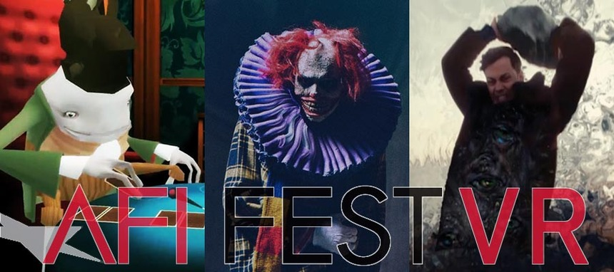 AFI Fest 2017 Dispatch: A Tour Through the VR at AFI's 'Tech Showcase'