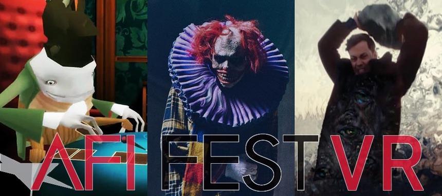 AFI Fest 2017 Dispatch: A Tour Through the VR at AFI's 'Tech Showcase'