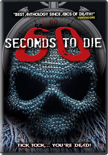 """Horror Anthology """"60 Seconds To Die"""" hits DVD, December 5!"""