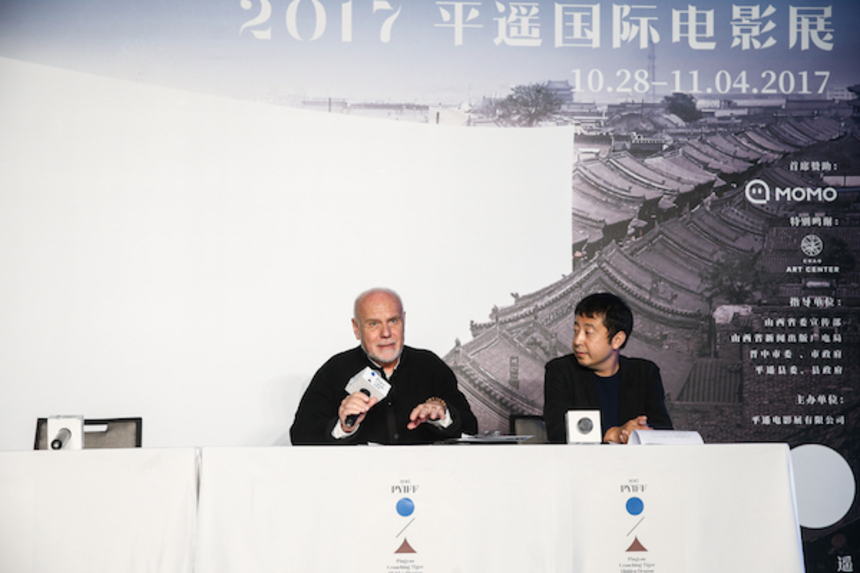 Pingyao 2017 Interview: Festival Director Marco Muller Talks Inaugural Edition, Chinese Cinema, Censorship