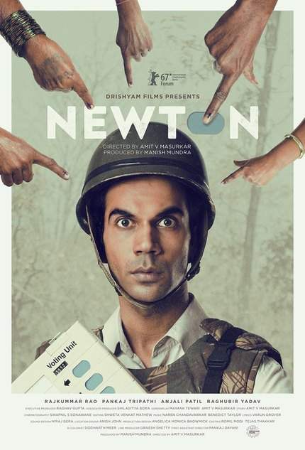 AFI Fest 2017 Review: NEWTON Welcomes Sharp Political Satire To The Jungle
