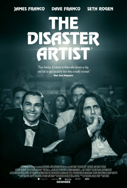Review: THE DISASTER ARTIST Digs Deep, Dreams Big