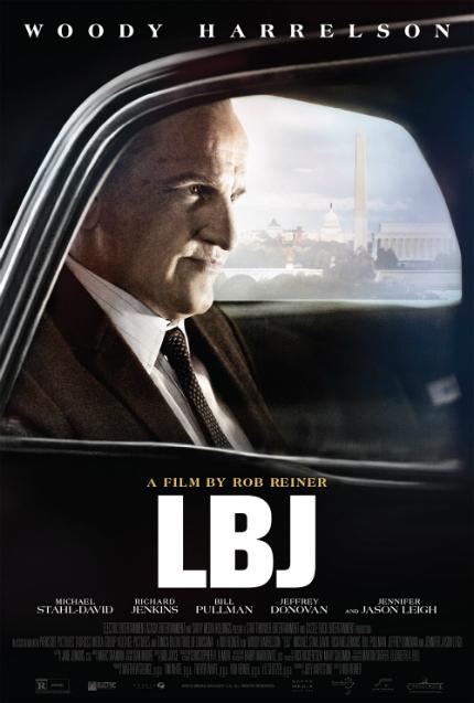 Review: LBJ, Rob Reiner's Pleasant History Lesson