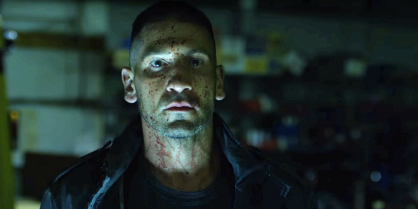Notes on Streaming: THE PUNISHER, Geysers of Blood, Torture and Violence