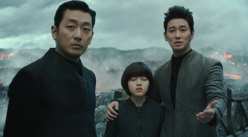 Review: ALONG WITH THE GODS: THE TWO WORLDS, Ambitious Fantasy Epic Indulges in Cheesy Backdrops and Melodrama