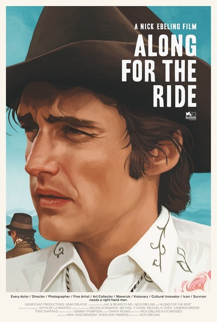 ALONG FOR THE RIDE Interview: Nick Ebeling Talks Dennis Hopper