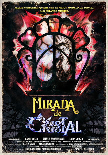 CRYSTAL EYES (MIRADA DE CRISTAL): Watch The Trailer For Argentinian Giallo Flick