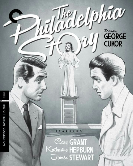 Blu-ray Review: THE PHILADELPHIA STORY Classes Up Criterion