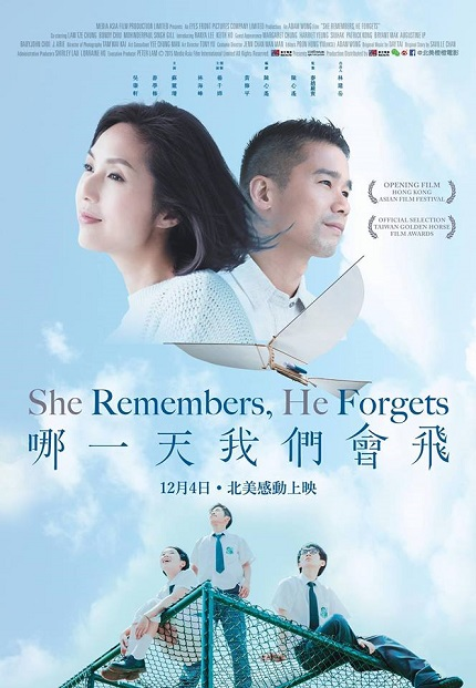 Hey North America! Don't Miss Your Chance To See SHE REMEMBERS, HE FORGETS For Free!
