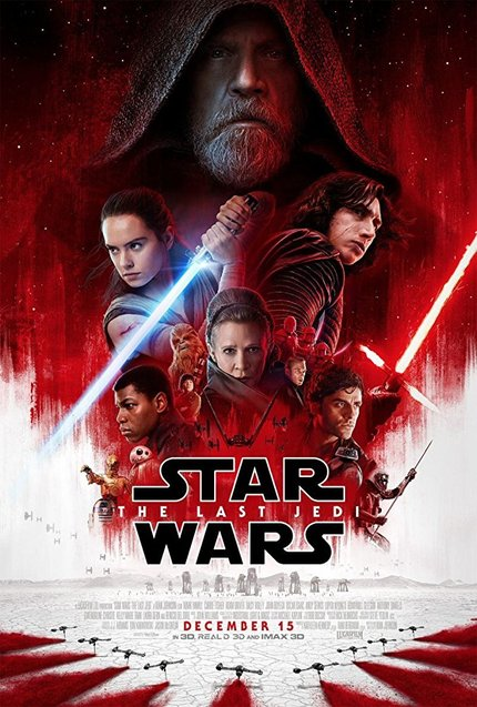 Review: STAR WARS: THE LAST JEDI, Stronger Than Ever with the Force