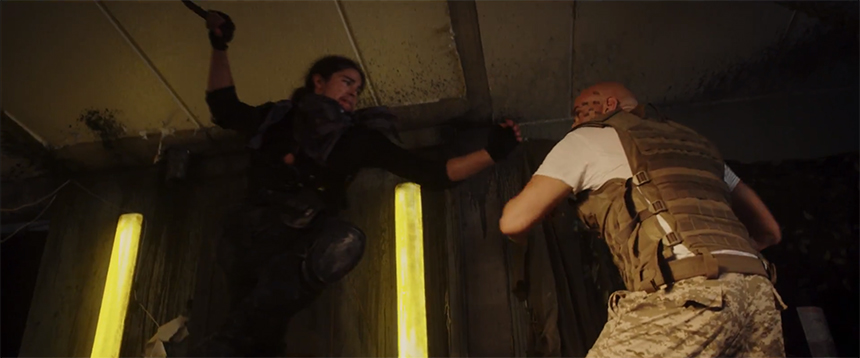TETHER: Watch a New Sci-Fi Action Short From BAD BLOOD's Tim Reis