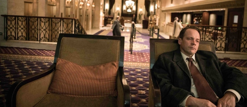 Watch Errol Morris' WORMWOOD Trailer