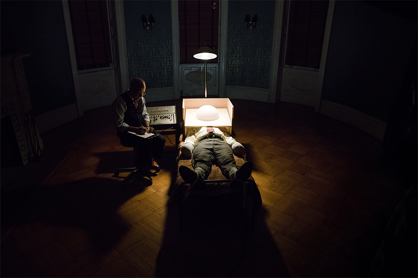 Review: Errol Morris' WORMWOOD, a Masterpiece for Our Dark Times