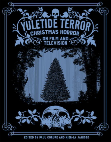ScreenPrint: YULETIDE TERROR: CHRISTMAS HORROR ON FILM AND TELEVISION Book Tour!