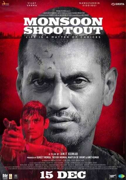 Trailer Time: Amit Kumar's MONSOON SHOOTOUT Gets a Unique Interactive Trailer