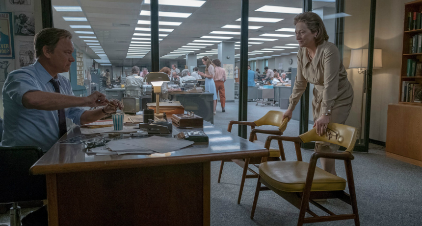 Review: THE POST, a Ticking Time Bomb
