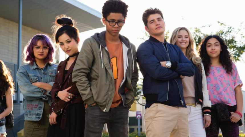 Notes on Streaming: RUNAWAYS and THE MARVELOUS MRS. MAISEL