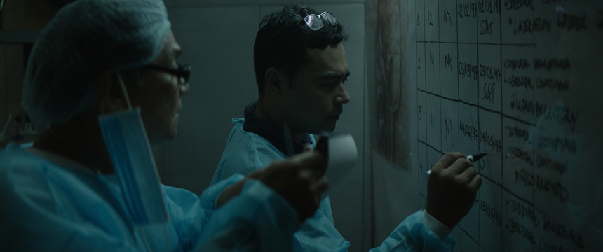 Review: SMALLER AND SMALLER CIRCLES, Filipino True Crime Drama Pushes Boundaries