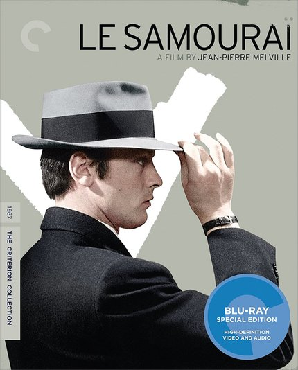 Blu-ray Review: LE SAMOURAÏ Examines A Solitary Life Lived In Gunmetal Grey