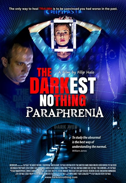"Teaser trailer out for ""The Darkest Nothing: Paraphrenia"", a Cyber Crime Psychological Thriller"