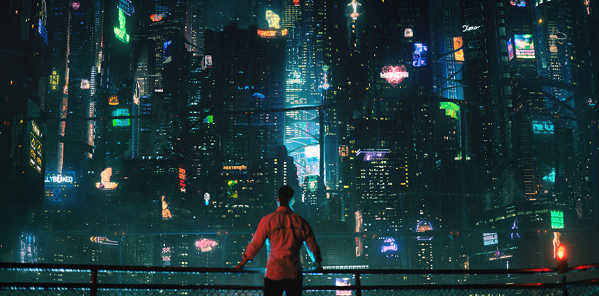 ALTERED CARBON Review: Near Faithful Adaptation of Cyberpunk Novel Entertains With Violence And Sex