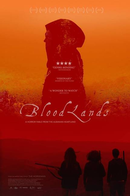 BLOODLANDS: Watch The Trailer For The First Albanian Horror Film