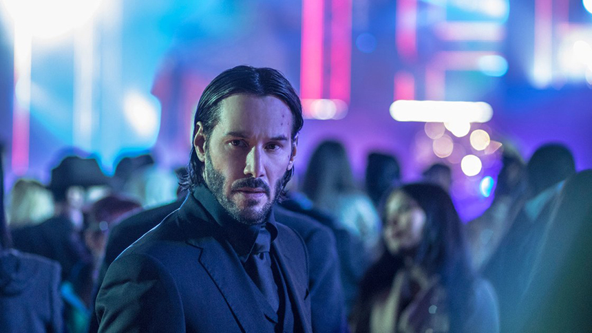 JOHN WICK Universe to Blast Onto Small Screen in THE CONTINENTAL