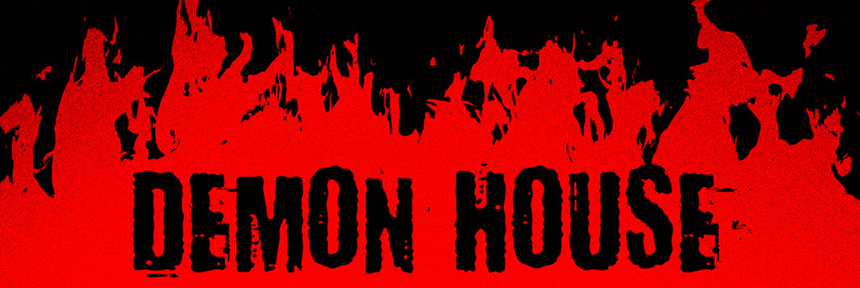 DEMON HOUSE: Check Out The Demonic Key Art For Zak Bagans' Doc