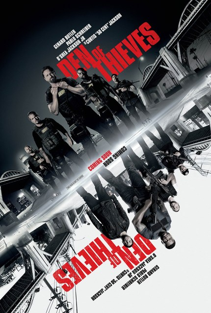 Review: DEN OF THIEVES, Gerard Butler Begs For Respect In This Overlong Crime Drama