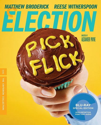 Blu-ray Review: Alexander Payne's ELECTION Gets the Criterion Vote
