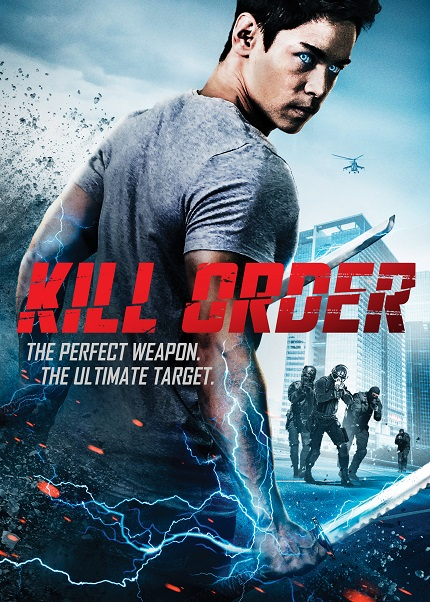 Giveaway: Win Canadian Action SciFi KILL ORDER on DVD