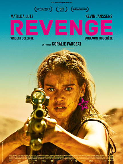 REVENGE: Woman Always Put up a Fight in New Trailer