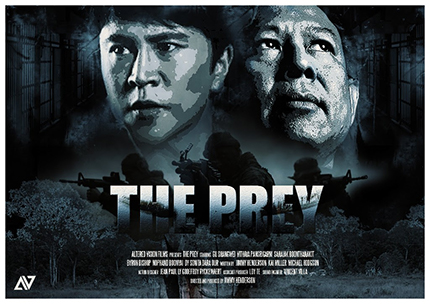 THE PREY: A New Cambodian Action Film From The Team Behind JAILBREAK