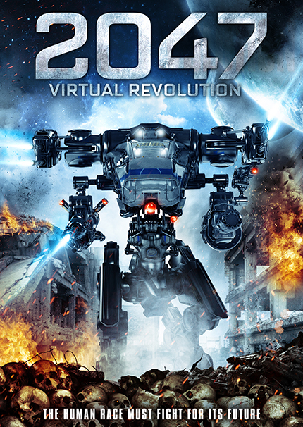 2047: VIRTUAL REVOLUTION Watch This Clip From The Indie Sci-fi, on DVD January 16th