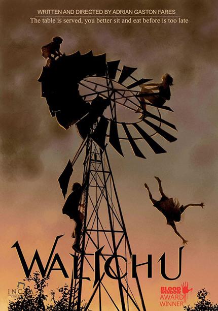 Argentine Director Adrián Gastón Fares Preps Horror Flicks WALICHU And MR. TIME
