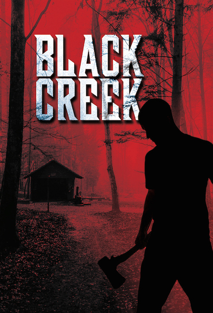 BLACK CREEK: Watch The Trailer For Indie Supernatural Horror, on VOD This February
