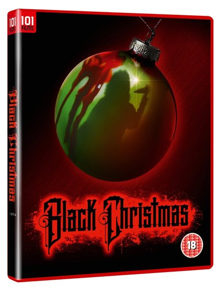 Now on Blu-ray: A Merry BLACK CHRISTMAS To The UK From 101 Films