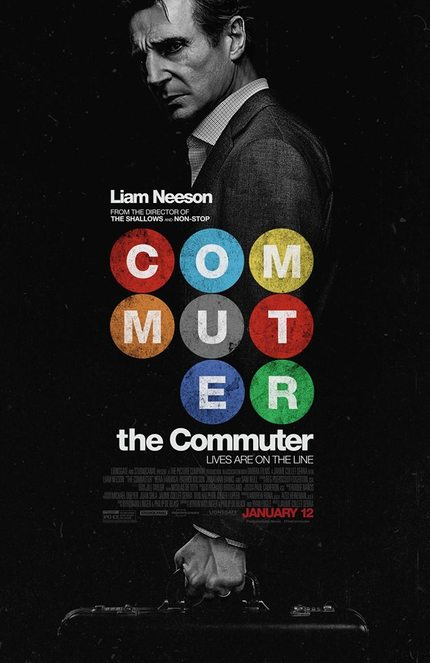 Review: THE COMMUTER, Liam Neeson Fighting Strangers On A Train