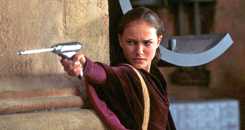 Rey Before Rey: Padmé Is the Protagonist of THE PHANTOM MENACE