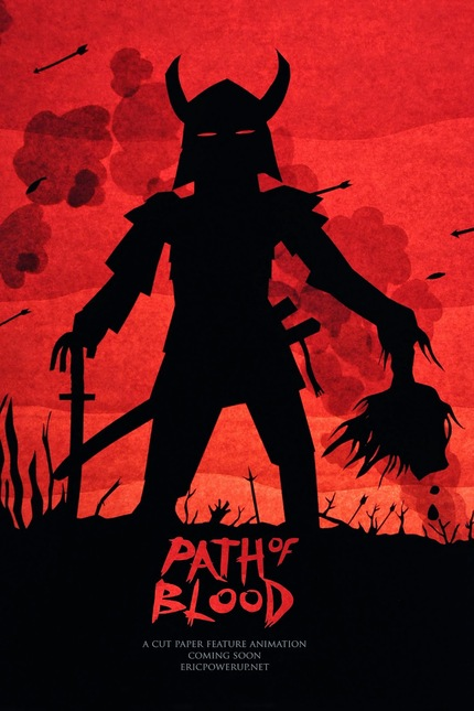 PATH OF BLOOD: An Animated Samurai Film Created in a Kitchen