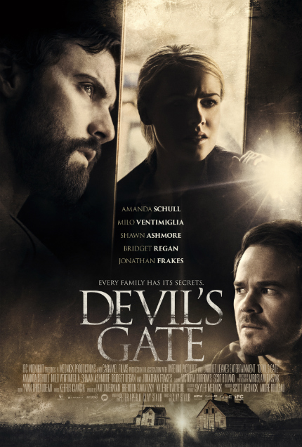 Review: DEVIL'S GATE, a Likable Mix of Horror, Mystery and Sci-Fi