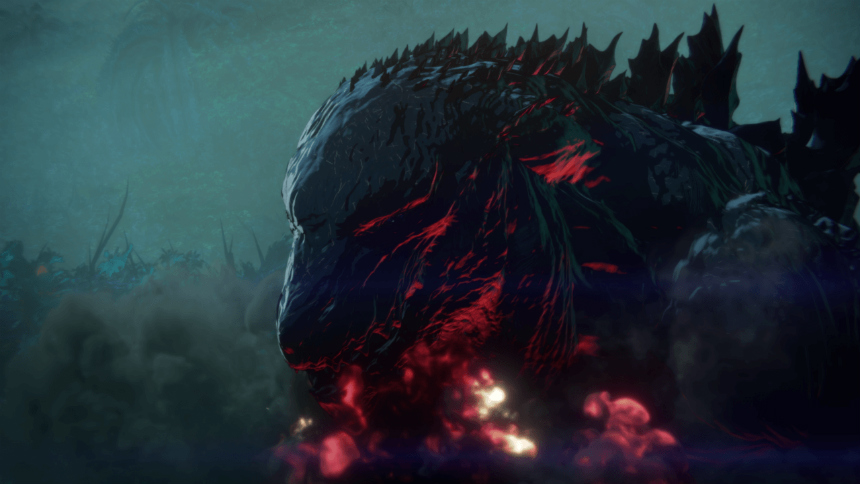 Notes on Streaming: GODZILLA: PLANET OF THE MONSTERS and THE FROZEN DEAD (GLACE) Both Surprise