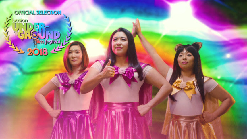 BFF GIRLS Teaser: Fighting the Tampon Monster!