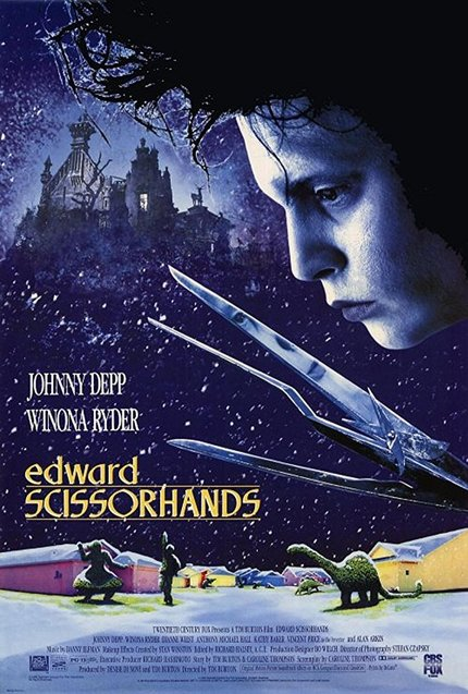 10+ Years Later: EDWARD SCISSORHANDS Still Makes the Cut