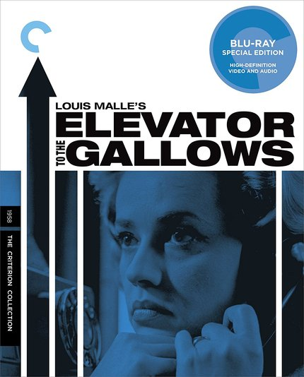 Blu-ray Review: Criterion's ELEVATOR TO THE GALLOWS a Top Story, by Miles